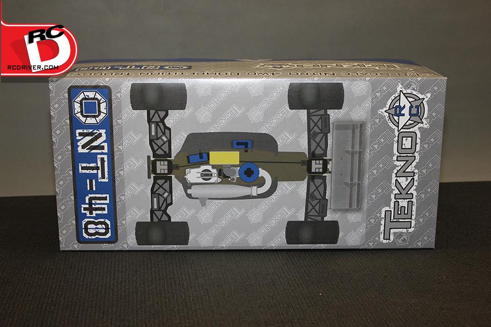 Tekno NT48 Nitro Truggy Build Photo Gallery