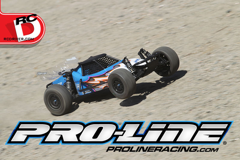 Pro-Line Racing Pro-2 Buggy Conversion Action