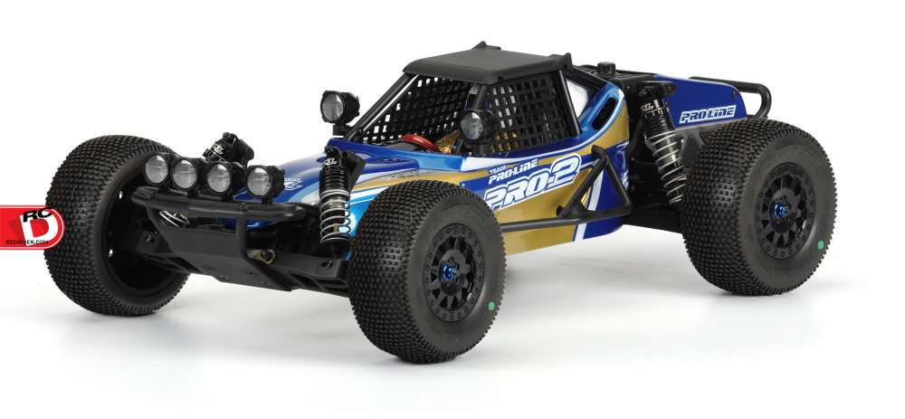 Details! The Pro-Line PRO-2 Short Course Buggy Kit
