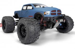 Pro-Line - RAM 1500 Clear Monster Truck Body_2 copy