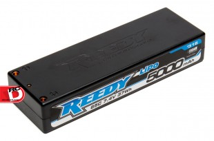 Reedy - 5000mAh 65C 7.4V Competition LiPo Battery