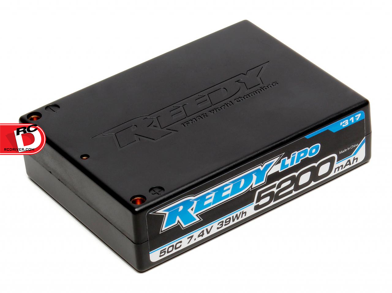 Reedy – 5200mAh 50C 7.4V SQ Competition LiPo Battery