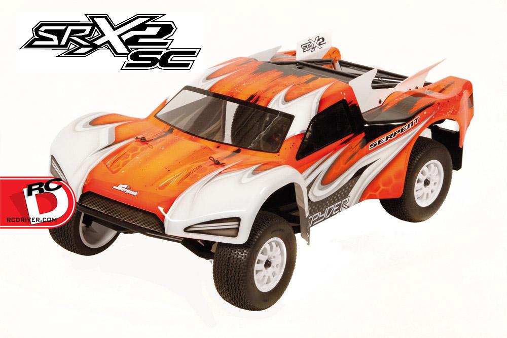 Serpent Spyder SRX-2 RM Short Course Truck
