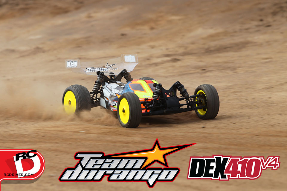 Team Durango DEX410 V4 in action