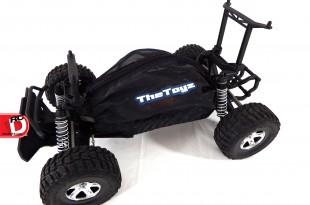 Traxxas - Traxxas Elite Series Zipper Chassis ESC, RX Protector Shroud (2) copy