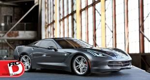 Vaterra - 2014 Z51 Corvette copy