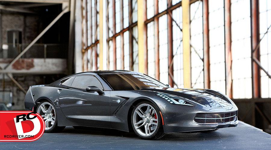 Vaterra 2014 Z51 Corvette
