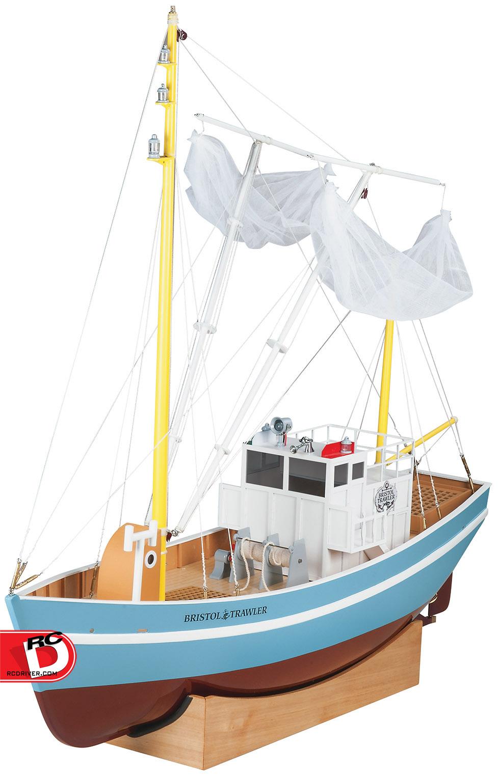 Aquacraft Bristol Trawler