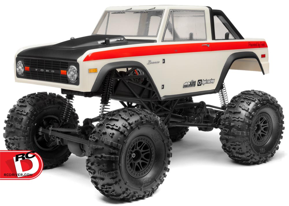 HPI Crawler King 1973 Ford Bronco