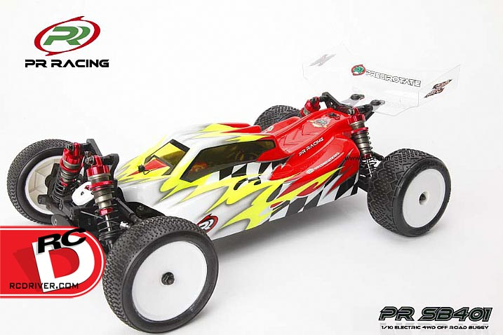 Hobby Pro / PR RC SB401 4WD 1/10 Buggy