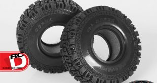 """RC4wd - Dick Cepek Fun Country 1.55"""" Scale Tires"""