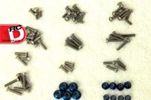 STRC - B5 and B5M Titanium Screws and Aluminum Lock Not Weight Reduction Set_2 copy