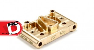 TRL - 25 Degree Brass Front Pivot Block for the 22-02