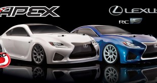 Team Associated - Apex Lexus RC F Performance Coupe_1 copy