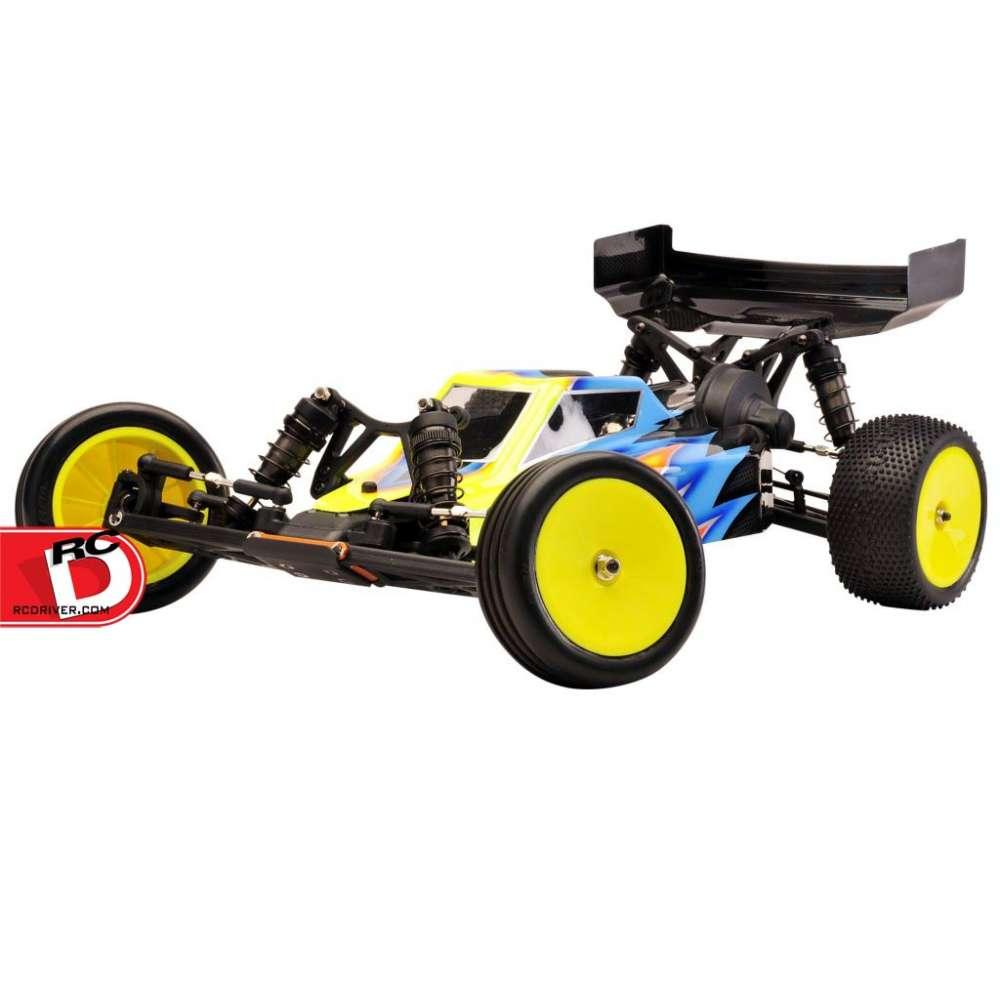 Team C TC02C Evo 2WD Mid Motor Buggy