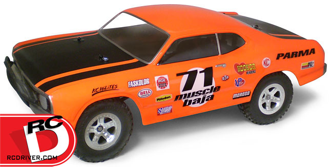 Parma 71 Muscle Baja Short Course Body
