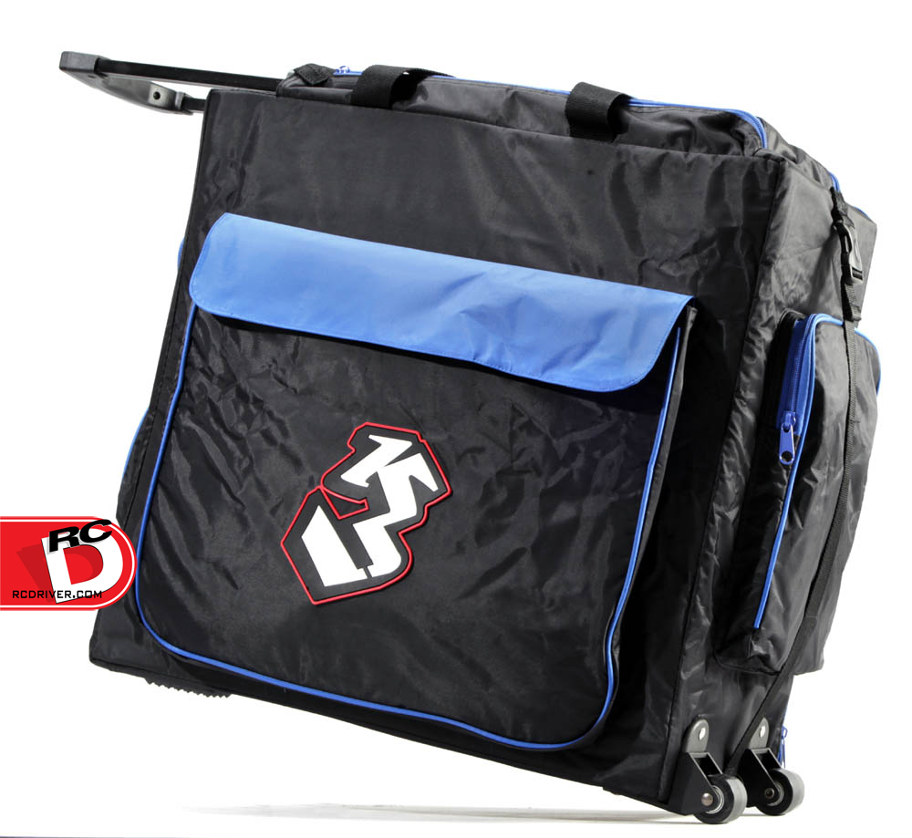 Get Your Gear To The Track In Style With The 3Racing Carrying Case Version 4