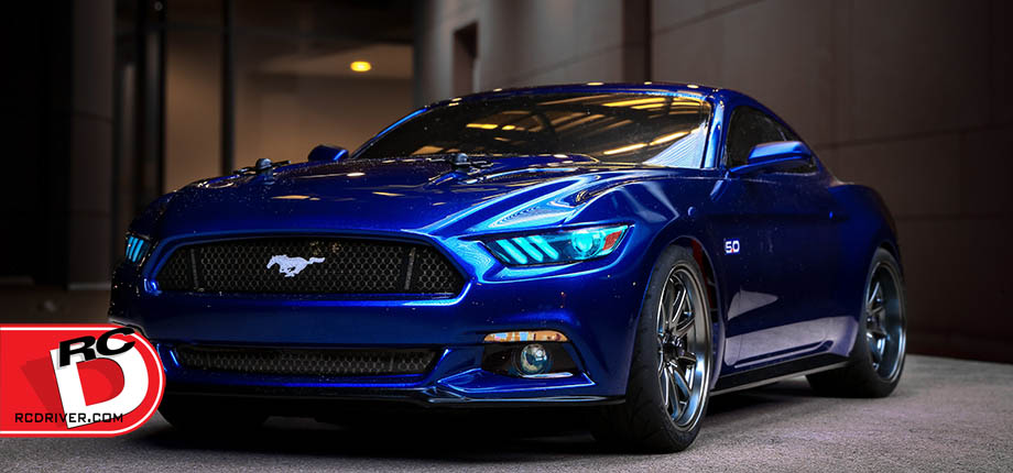 Ford Mustang Fans Rejoice!  Check Out The 2015 Ford Mustand V100-S from Vaterra!