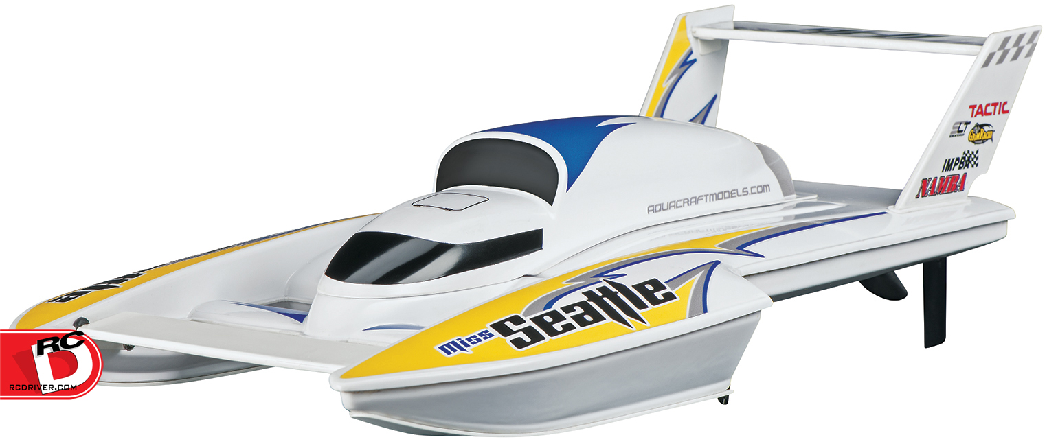 AquaCraft Models Miss Seattle U-16 2.4GHz RTR