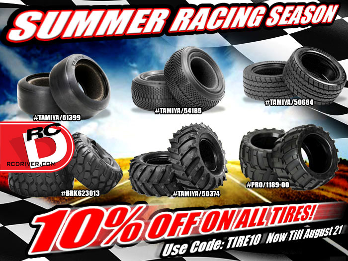 Tires, Tires, Tires, AsiaTees Wants You To Save 10% On Tires!