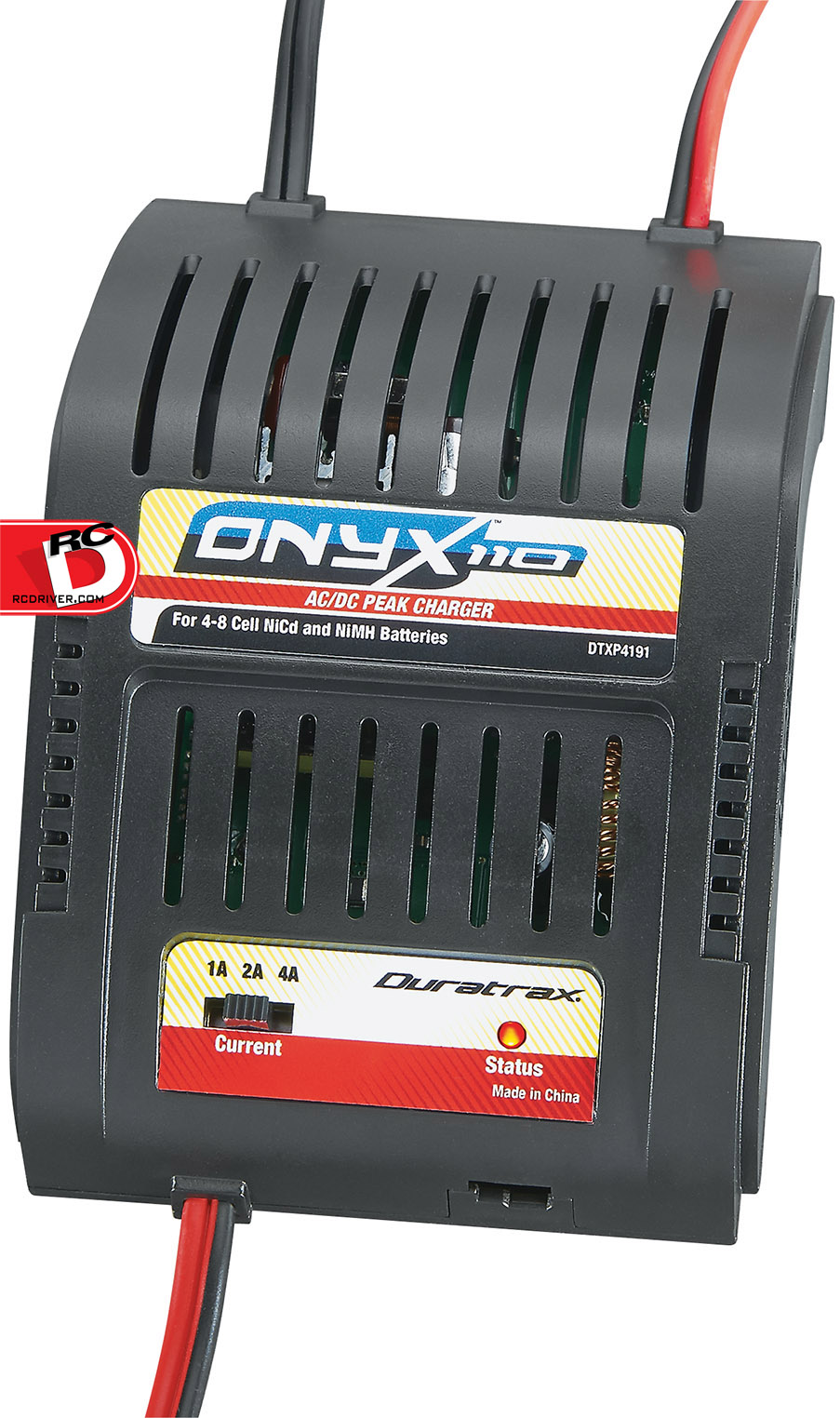 Duratrax Onyx 110 AC/DC NiMH Charger