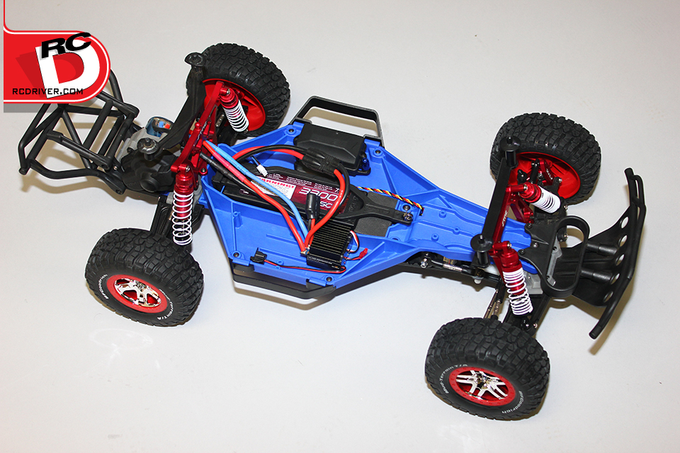 Traxxas Low-CG Slash 2WD Chassis