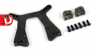 Pro-Line - B5 Wide Carbon Fiber Front Shock Tower copy