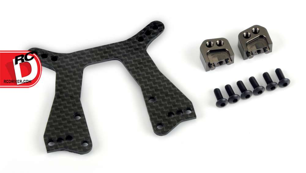 Pro-Line B5 Wide Carbon Fiber Front Shock Tower