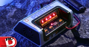 RADIENT primal multi-chem-charger