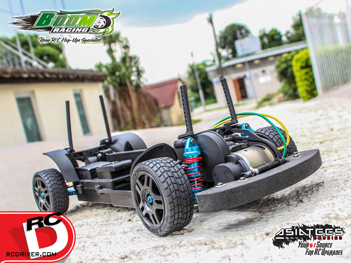 Boom Racing Tamiya XV-01 Upgrades