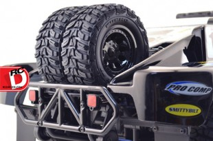 RPM - Spare Tire Carrier for the Traxxas Slash 2wd & 4x4 copy