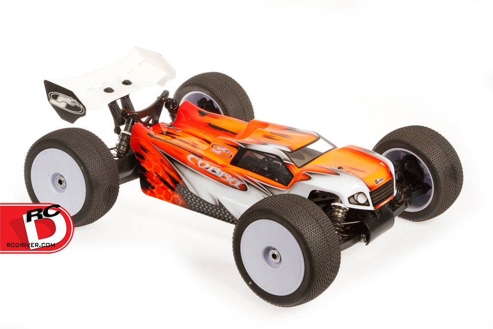 The Serpent Cobra E-Truggy Is Here