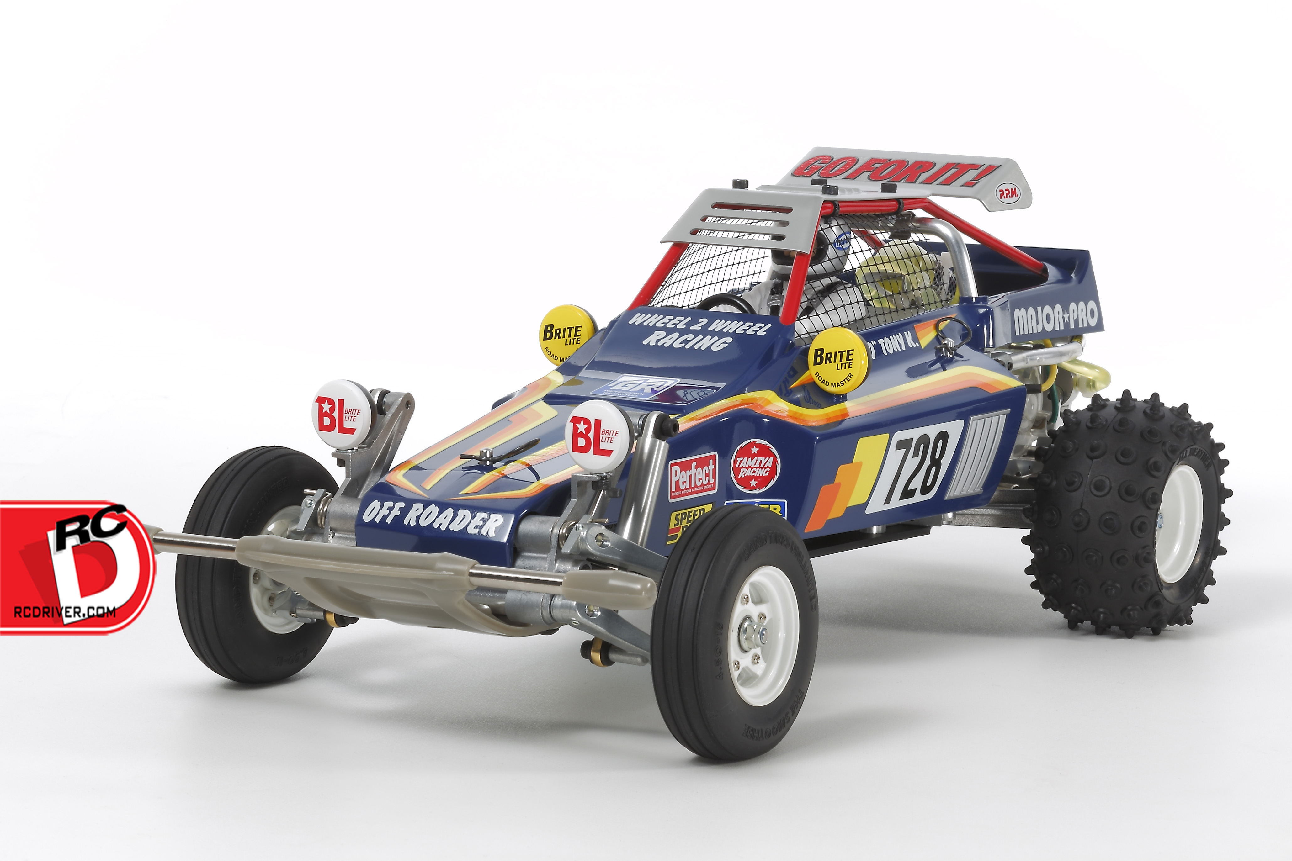 Tamiya Fighting Buggy 2014 Limited Edition
