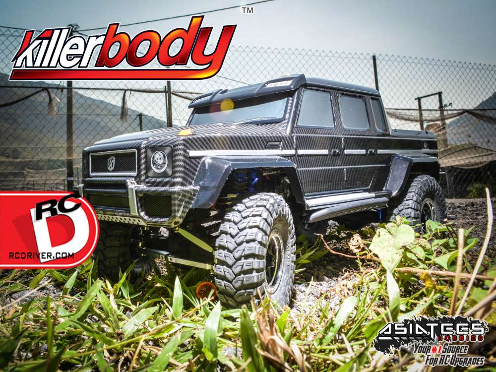 AsiaTees Has Oh So Many Goodies For the SCX10 – Check Them Out!