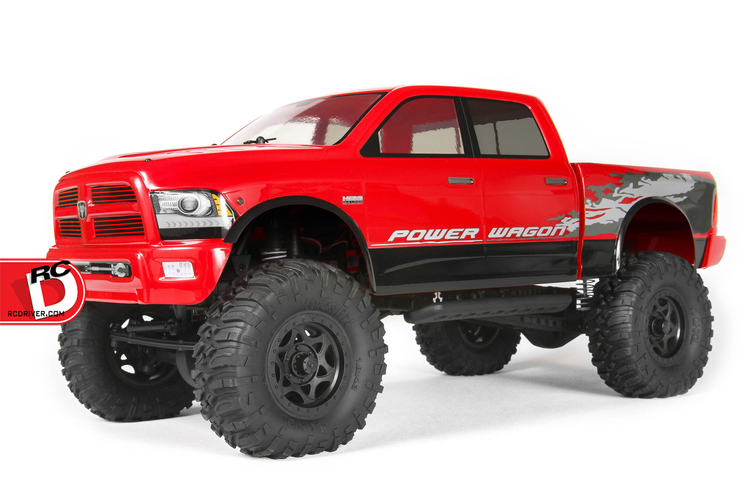 WOW – The Ram Power Wagon from Axial Racing