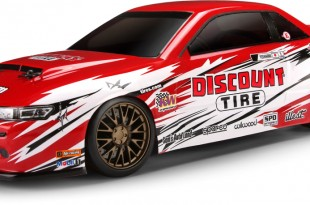 HPI - Micro RS4 Drift Discount Tire S13_1 copy
