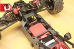 ARRMA 1/10 Raider Buggy MEGA Brushed
