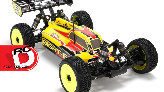 Losi 8IGHT-E RTR with AVC