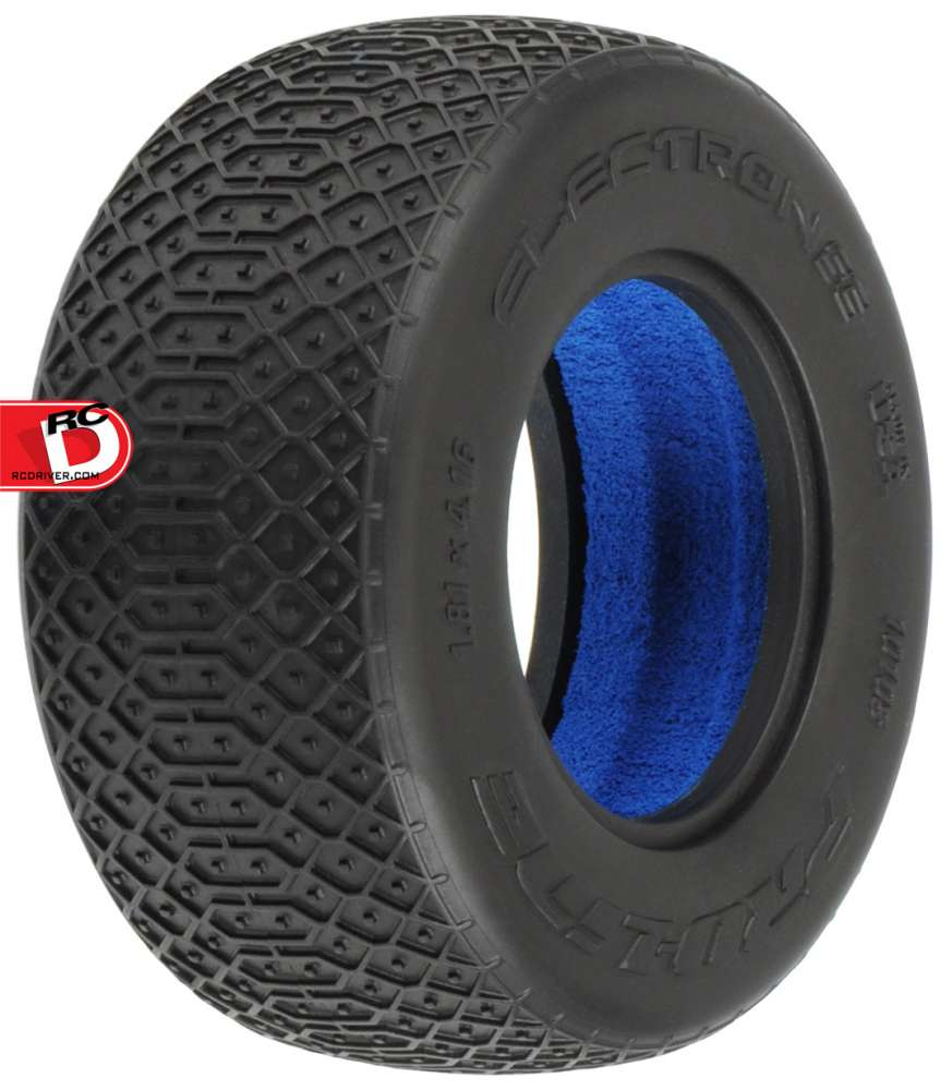Pro-Line Electron Short Course Tires Are Here!