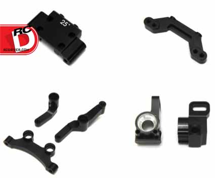 STRC B5 Black Option Parts