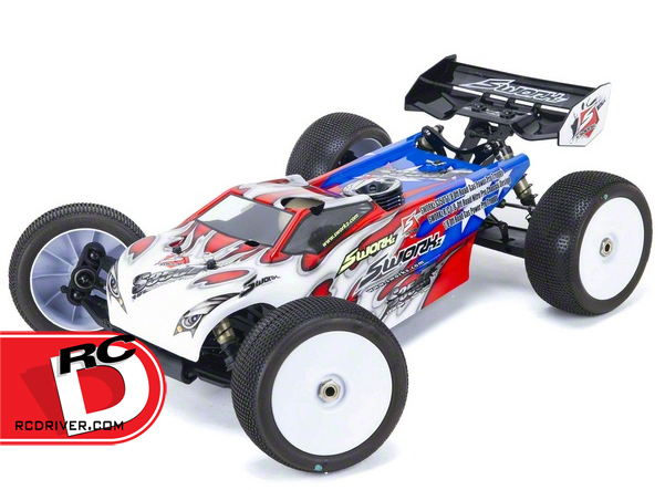 The Sworkz S350T Truggy is here!