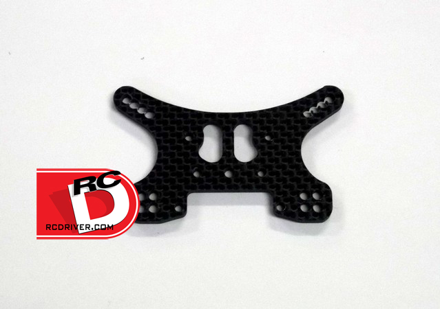 Xtreme RC Racing Carbon Fiber Option Parts for the 8ight-T Mini