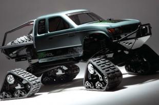 How To: Install RC4WD Predator Tracks