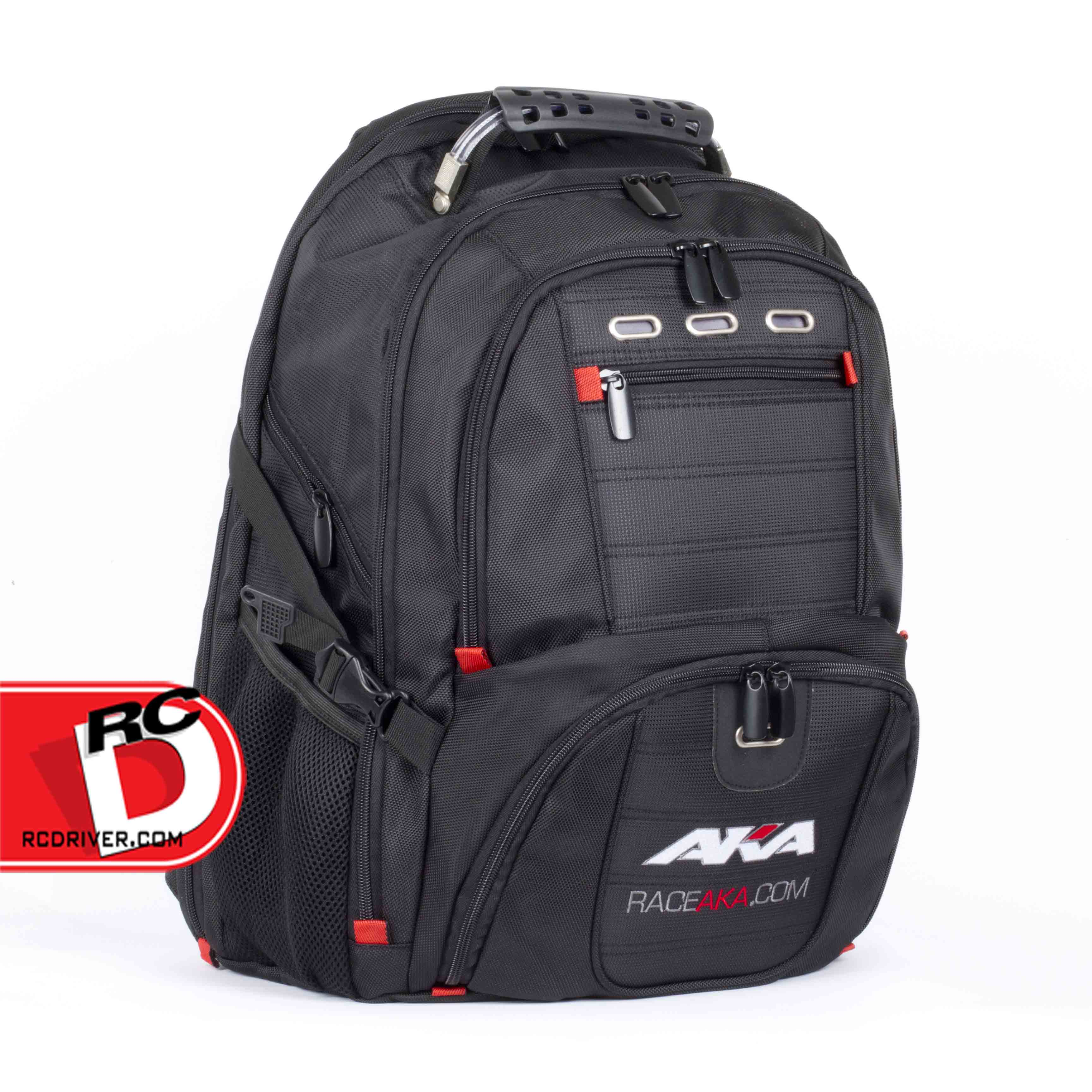 On The Go?  Check out the AKA Backpack and Cinch Sacks