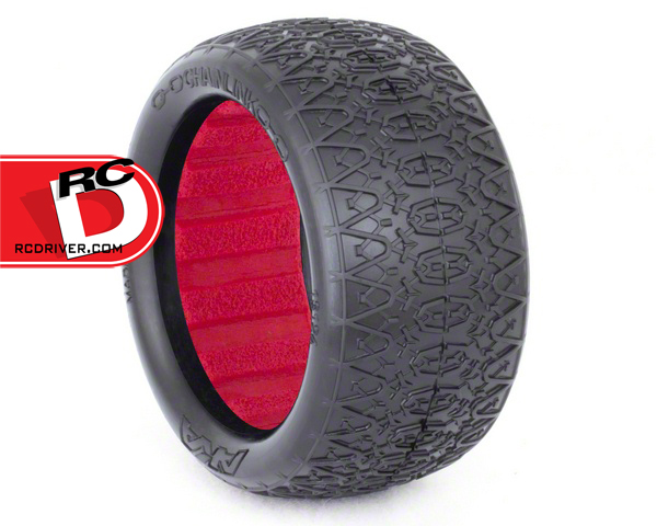AKA EVO Chain Link Rear Buggy Tires