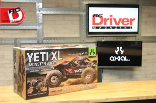 Axial Yeti XL Monster Buggy Rock Racer RTR