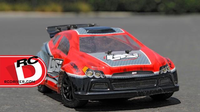 Losi 1/24 Micro SCTE and Micro Rally X