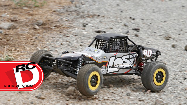 Losi XXX-SCB Brushless RTR with AVC