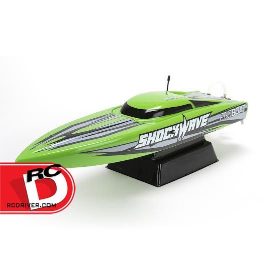 Pro Boat Shockwave 26 BL Deep-V RTR