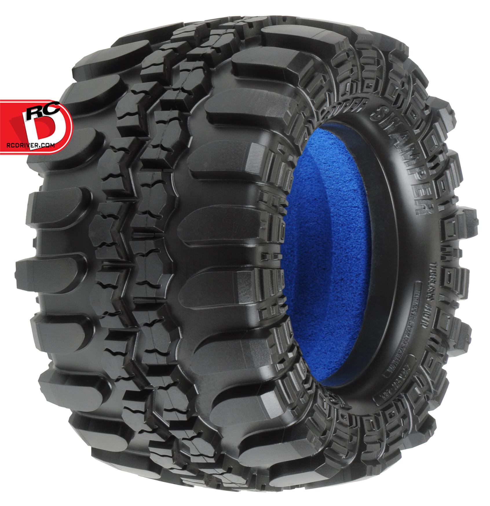 "Pro-Line Interco TSL SX Super Swamper 2.8"" Tires"